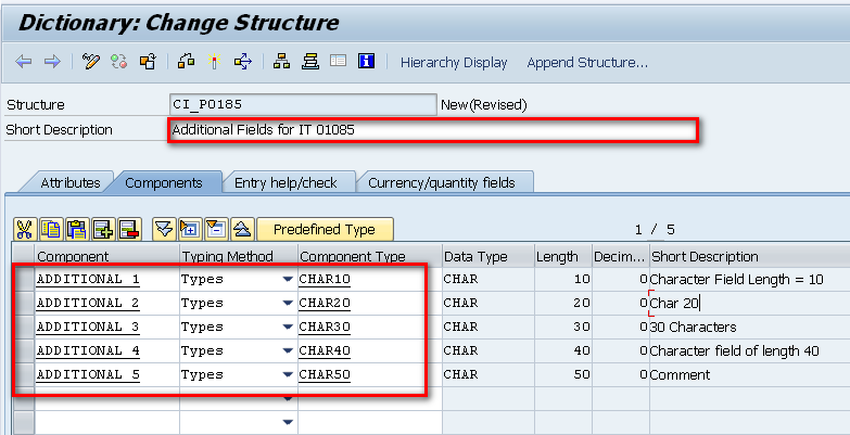 How To Change And Create SAP HR Infotype Screens Continued