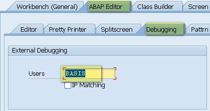 ABAP Editor (SE38)→ Utilities → Settings
