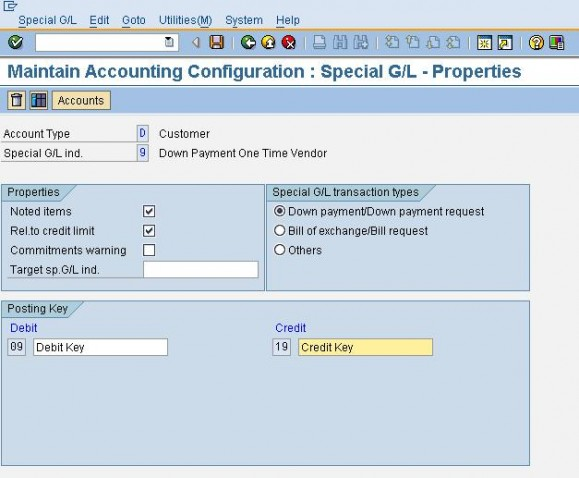Learn About Sap Special General Ledger Transactions Sap Training Hq