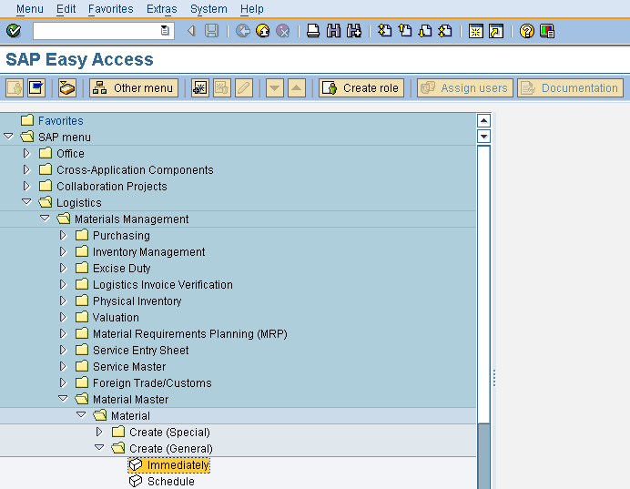 LEARN HOW TO CREATE MATERIAL MASTER RECORDS IN SAP