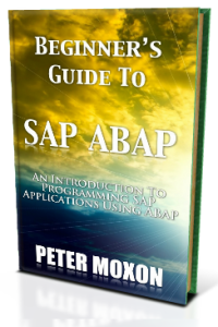 Beginners Guide To ABAP