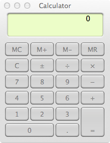 Calculator ABAP