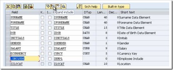 expand entity set in sap odata