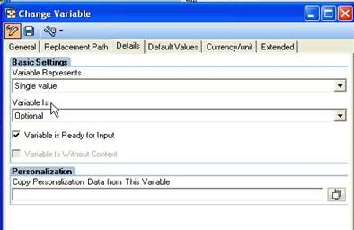 How To Build Dynamic Selections And Filters In SAP BW BEx