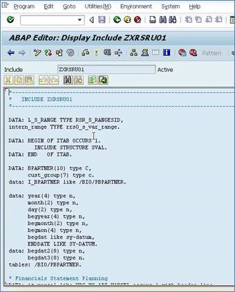 How To Build Dynamic Selections And Filters In SAP BW BEx Queries