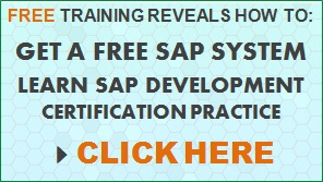Get the FREE SAP Training Course