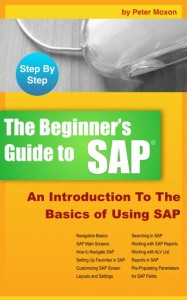 Beginners Guide To SAP Book
