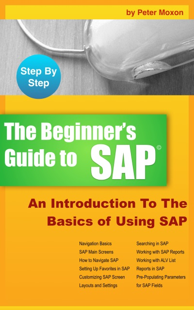 Beginners Guide To SAP – Book Launched