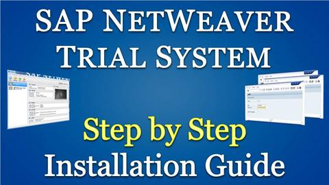 Install Your Own SAP Trial System