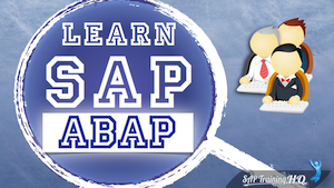 SAP ABAP Training For Beginners - eLearning Course