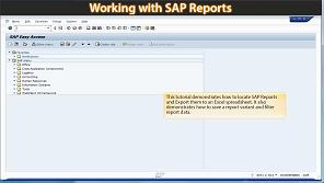 SAP–Course
